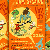 JAM Session: A Benefit For Lung Cancer Patients