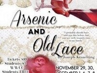 Arsenic and Old Lace - live theater @ Walla Walla Community College