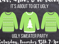 Ugly Sweater Party @ TruthTeller Winery