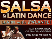 SALSA Class 5 Week Series with After-Party