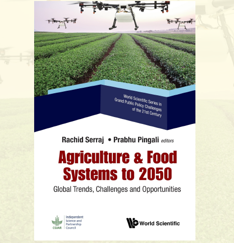 Book Talk: Agriculture & Food Systems to 2050