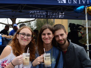Tailgate & Free Root Beer Floats   Arts & Humanities on the Hilltop