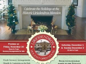 Liriodendron Holiday Open House