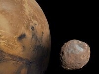 """""""Origin of the Earth, Moon, and Martian Moons"""""""