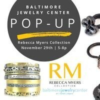 Baltimore Jewelry Center Pop-Up at Rebecca Myers Collection