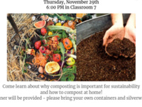 CVM Sustainability Club: Introduction to Composting