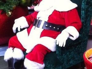Holly Jolly Christmas Party at Buford Village on December 8