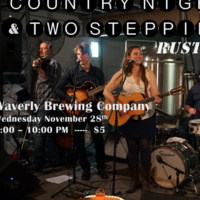 """Country Night & Two-Stepping at Waverly Brewing Company // Post-Thanksgiving """"Dance off the Leftovers"""""""