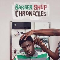 Lab PerForum: Inua Ellams, playwright, Barber Shop Chronicles