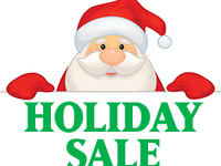 Dowdy Student Store's Holiday Sale