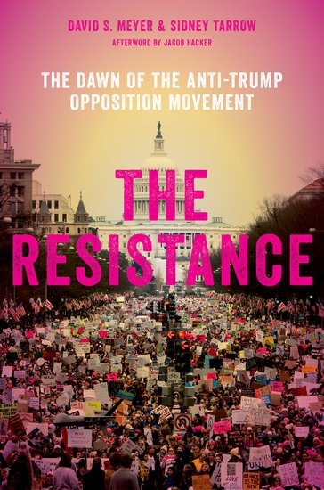 CANCELED: The Resistance: The Dawn of the Anti-Trump Opposition Movement