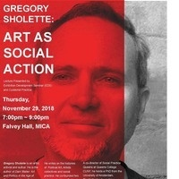 Gregory Sholette: Art as Social Action