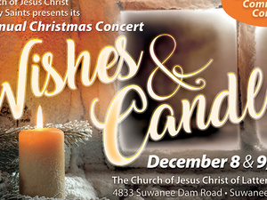 Wishes and Candles - A FREE Community Christmas Concert