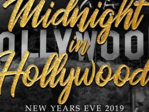 "Charm City Countdown ""Midnight in Hollywood"" New Year's Eve Gala"