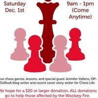 Woosley Fire Chess Tournament