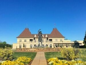 Daily Tour of the Chateau Elan Winery