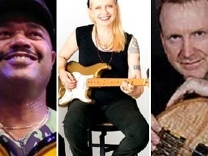 Dennis Chambers Band with Leni Stern and Tom Kennedy