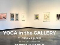 YOGA in the Gallery @ Foundry Vineyards