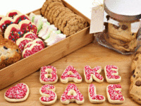 Bake Sale featuring people sweets & pet treats!!