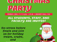 CAPD Campus Christmas Party