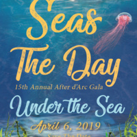 "The Arc NCR's ""Seas the Day...An Under the Sea themed Gala!"""