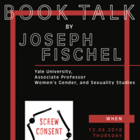 Book Talk with Joseph Fischel (Yale, Women, Gender, and Sexuality Studies)