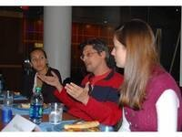 Pursuing Social Justice: Dinner Conversations with Faculty