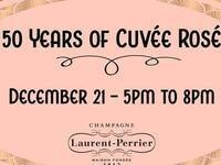 Laurent Perrier: 50 Years of Cuvée Rosé @ The Thief Fine Wine & Beer