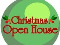 Christmas Open House Party @ Tricycled Treasures