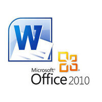 Introduction to Microsoft Word, 2010