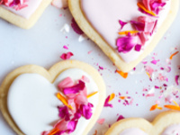 Budding Artists: Botanical Valentines and Cookies