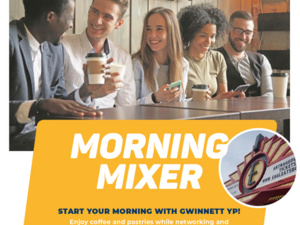 Gwinnett Young Professionals Morning Mixer