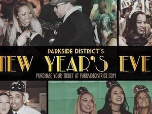 Parkside District Presents: New Year's Eve 2019