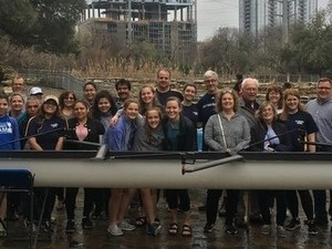 SEU Rowing Alumni and Parent Day at Boathouse