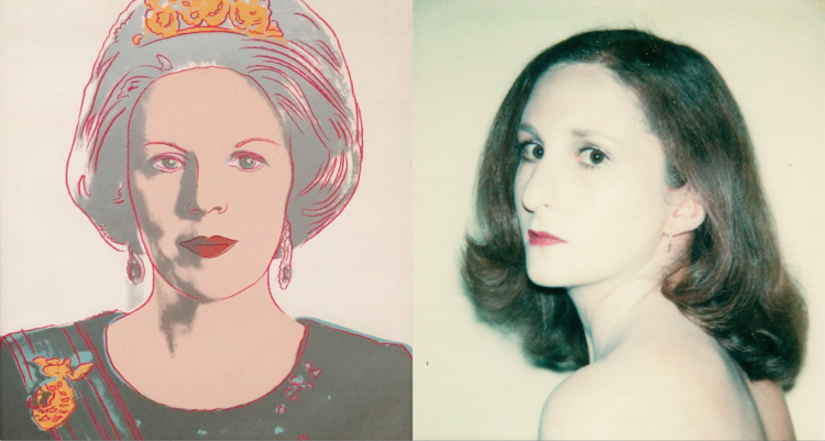 Andy Warhol Portraits & The Everyday Exhibit