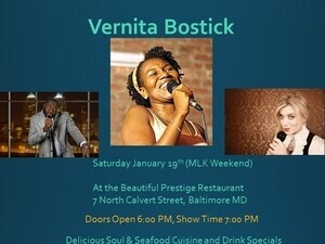 Open Mic for Emerging Comedians, Poets and More!