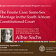 The Fourie Case: Same-Sex Marriage in the South African Constitutional Court