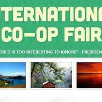 International Co-op Fair