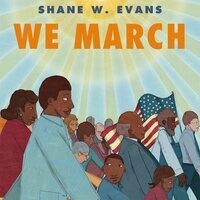 """Children's Story Time: """"We March"""""""