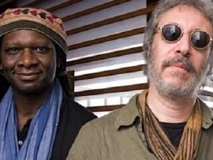 Creative Differences: Adam Rudolph & Hamid Drake