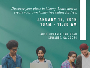 Connect Generations - Discover Your Place in History