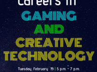 Careers in Gaming and Creative Technology