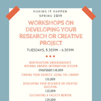 Finding Your Sources Workshop: Using the Library