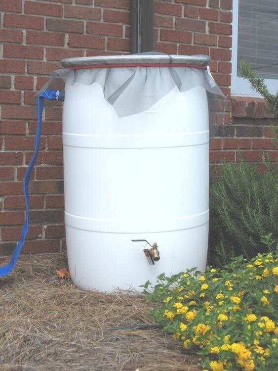 Build a Rain Barrel Workshop