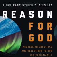 Reason for God (Free dinner and lecture + Q & A)