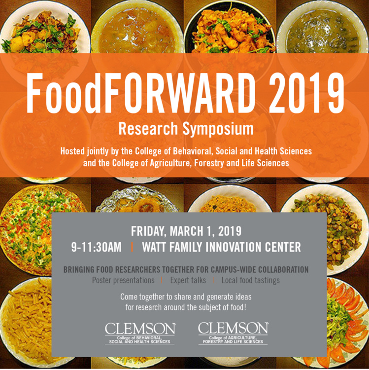 CBSHS to co-host FoodFORWARD research symposium