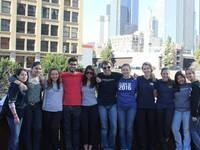 Bay Area Alumni Meet-Up with SBE Students