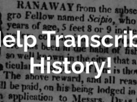 Freedom on the Move - Help us Transcribe History!
