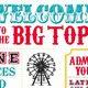 Late @ Lane - Welcome to the Big Top