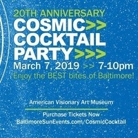 20th Annual Cosmic Cocktail Party